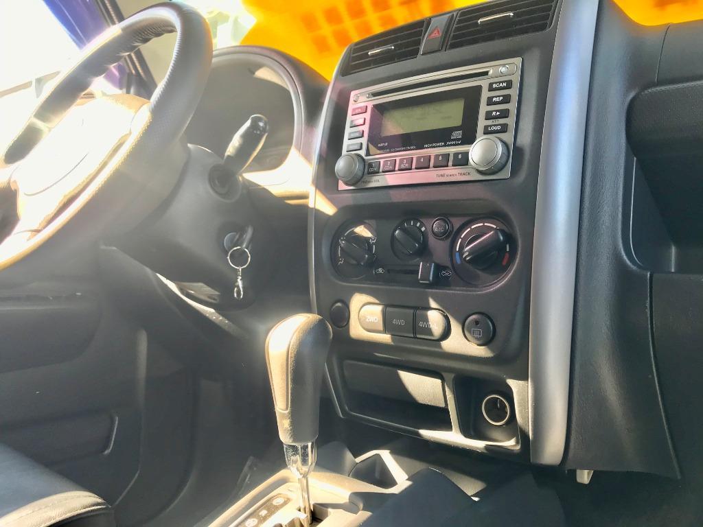 2007 Suzuki Jimny 1.3 4WD 吉米   很卡哇衣的陸地吉普🙂 甜蜜的帶領你去認想去的地方🤗