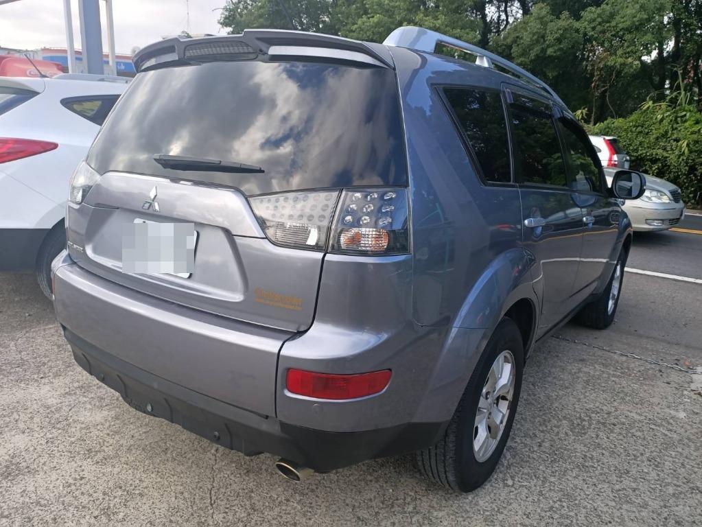 2008 Mitsubishi otlander 2.4