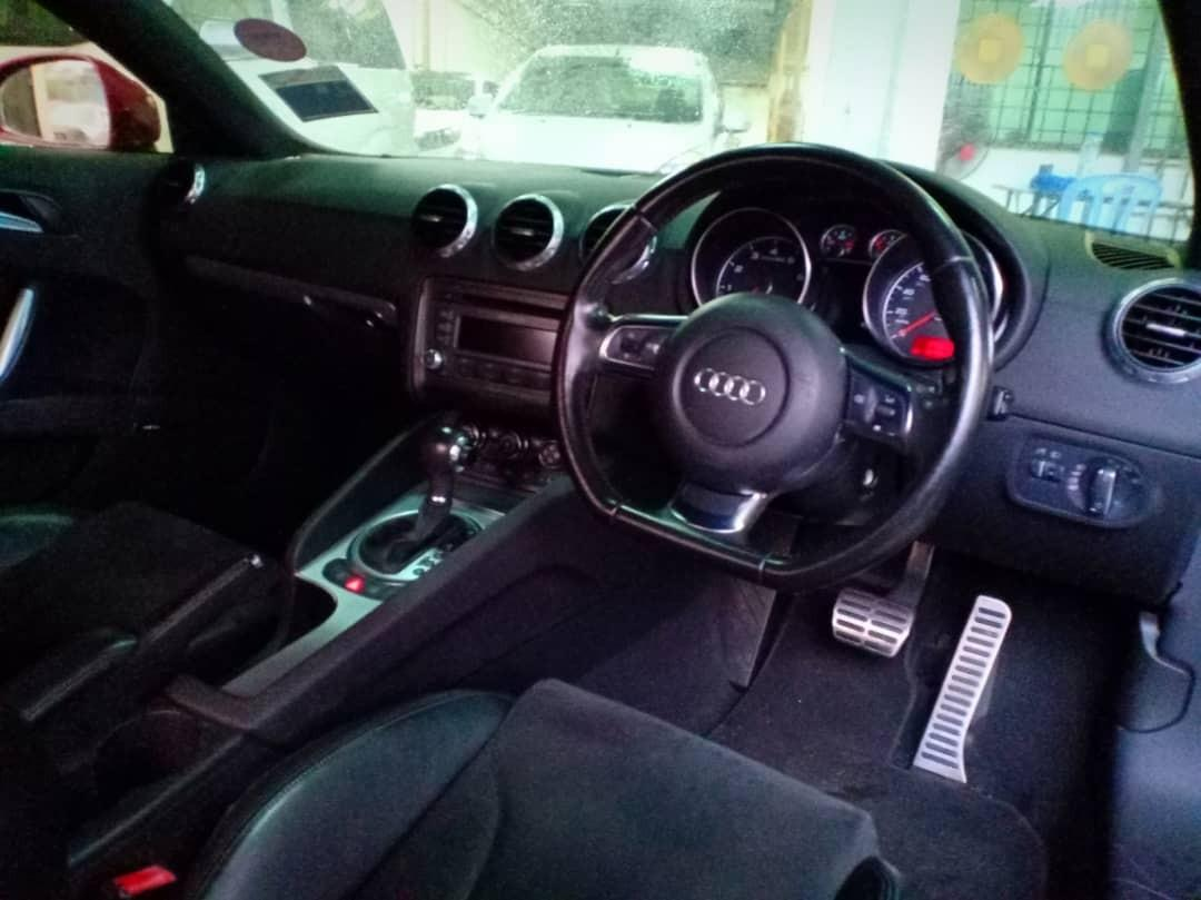 2008TH🚘AUDI TT 2.0AT TSI JohorPlate🎉Cash💰OfferPrice💲Rm51,500 Only‼LowestPrice InJB‼Interested Call📲0177032069 KeongForMore🤗