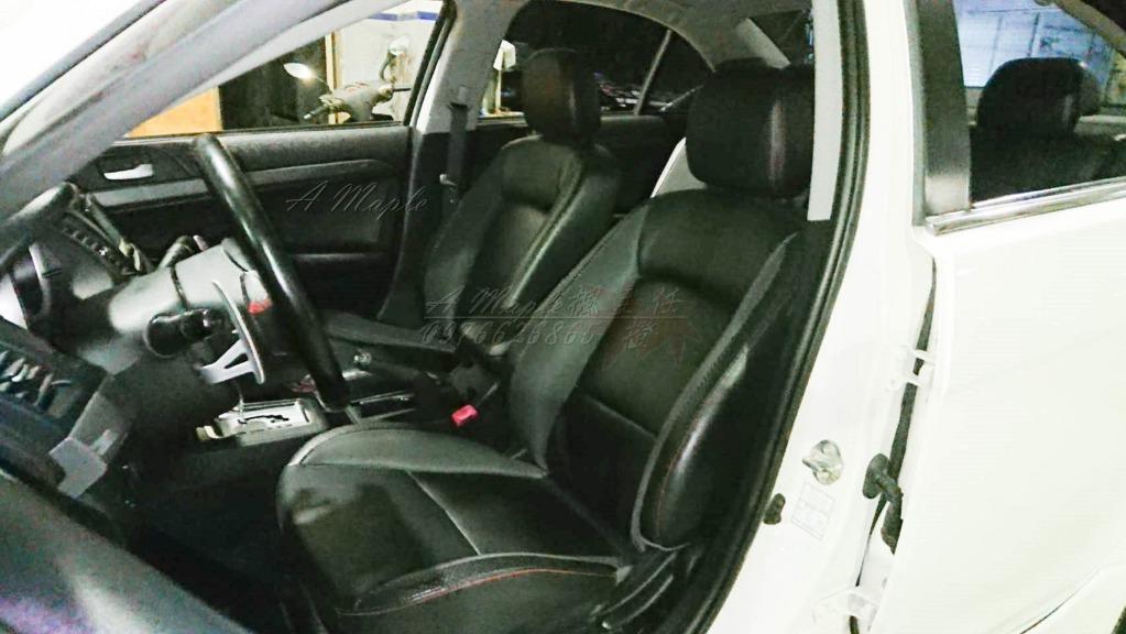 2009 Fortis io 1.8 全車改鯊魚 EVO X引擎蓋 RA後包桿/粉專→A Maple橙奕(非MAZDA FOCUS k12