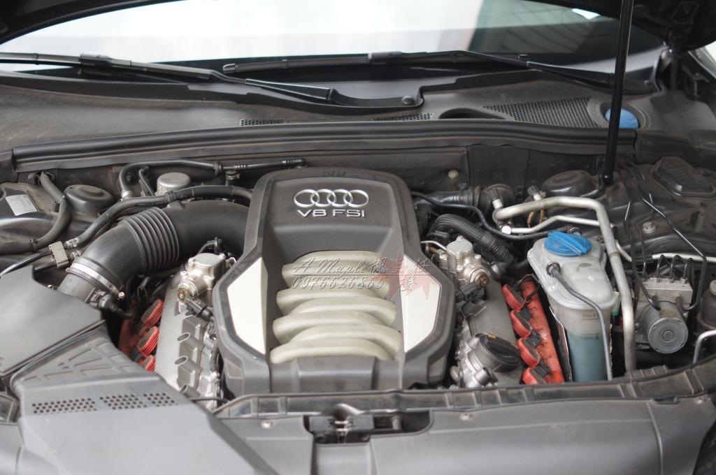2010年 AUDI S5 雙門 V8引擎 四輪傳動/粉專→A Maple橙奕(非A6 S4 RS4 TDI TSI BMW
