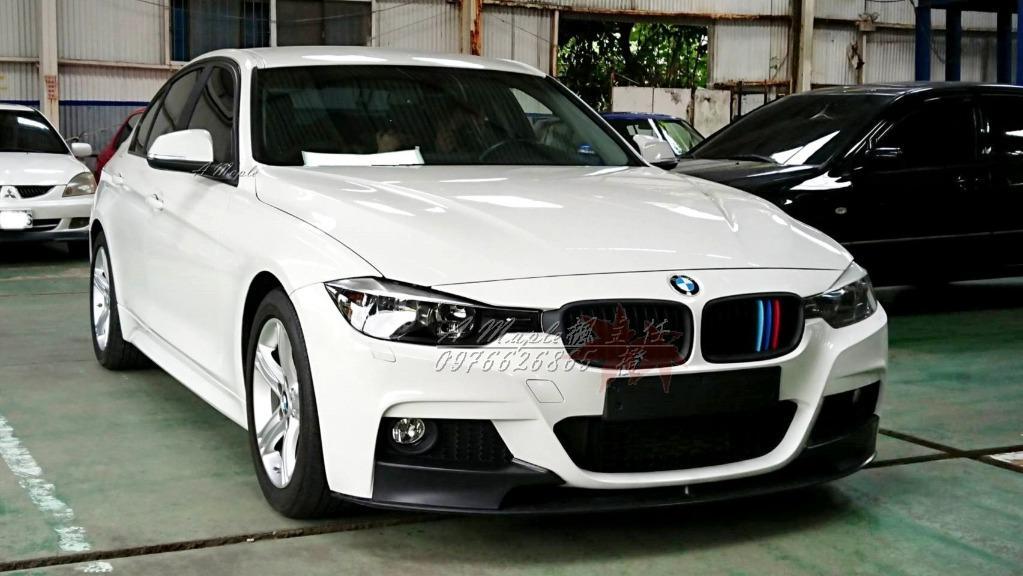 2013 BMW F30 328i 全車M版空力套件/粉專→A Maple橙奕(非M3 335 428 C300