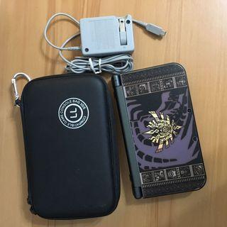 3DSL含魔物獵人卡帶
