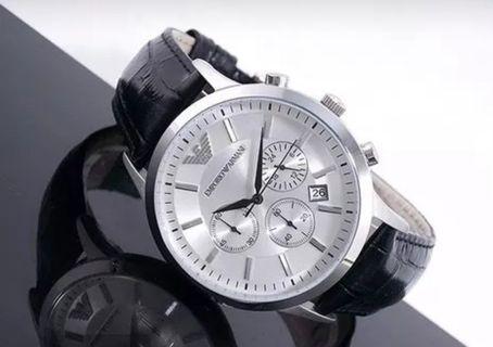 💥促銷 ARMANI 手錶 男款手錶 男士手錶 男錶
