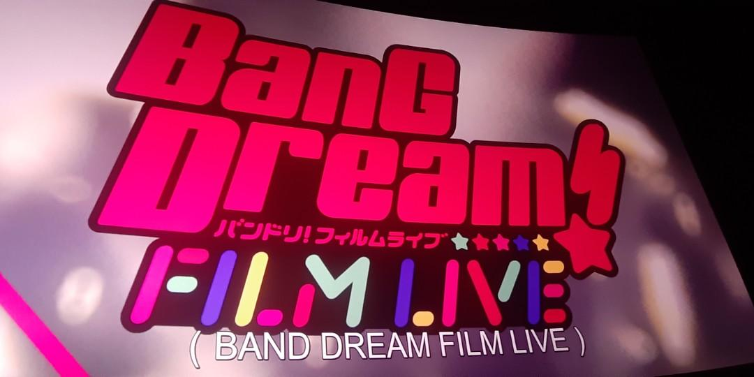 色紙 BanG Dream