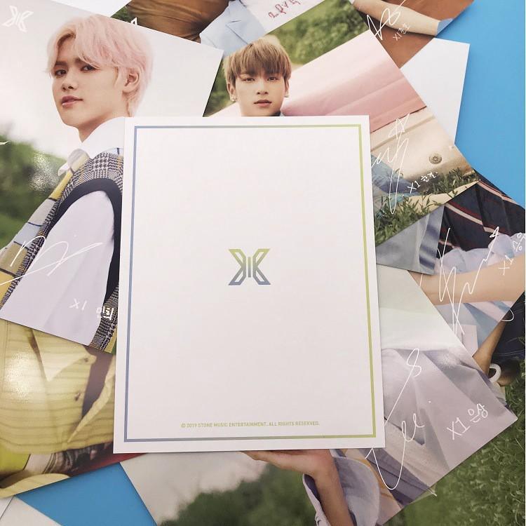[ Clearance Stock] X1 premiere showcon postcard (1set)