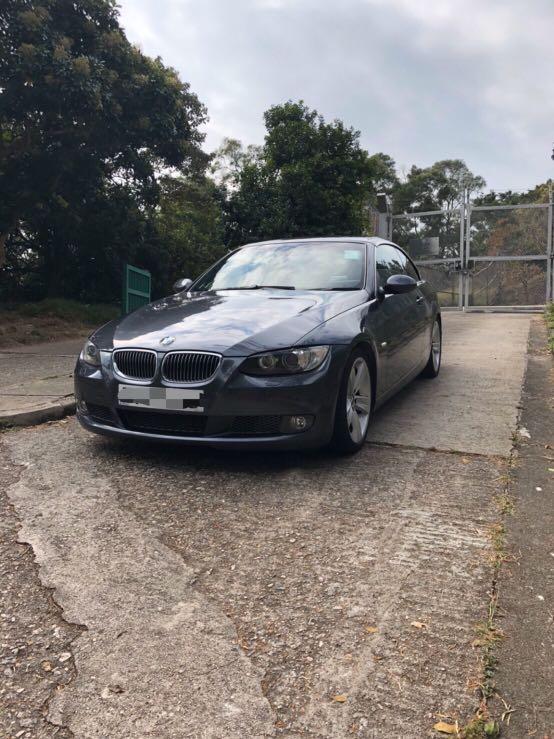 BMW 335I CONV 2007