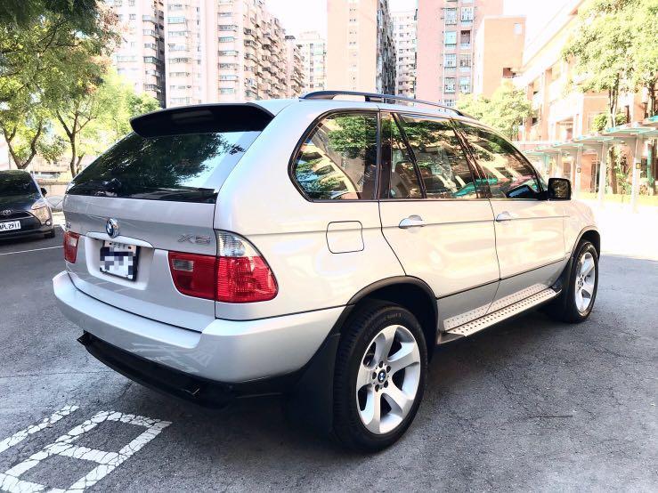 實車實價BMW X5 Sport 隨車附贈全景天窗