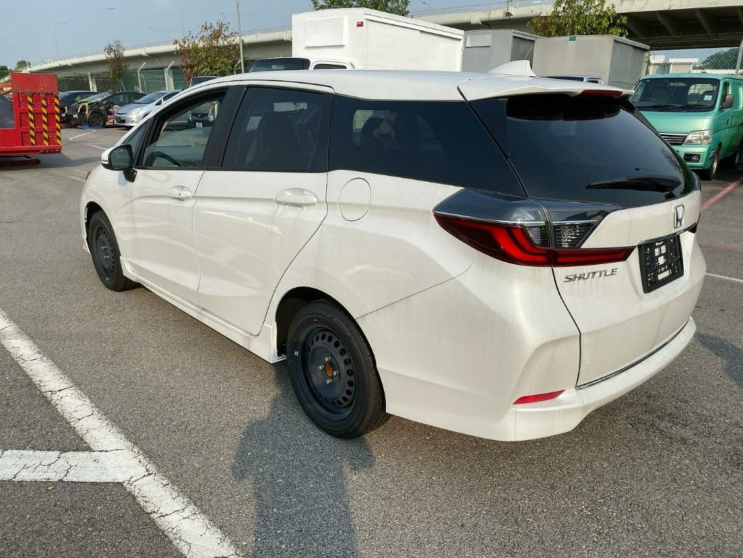 Brand new honda shuttle 2019 facelift