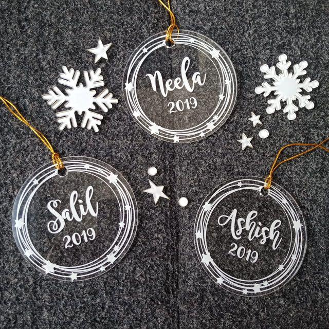 CHRISTMAS ORNAMENTS christmas wreath gift