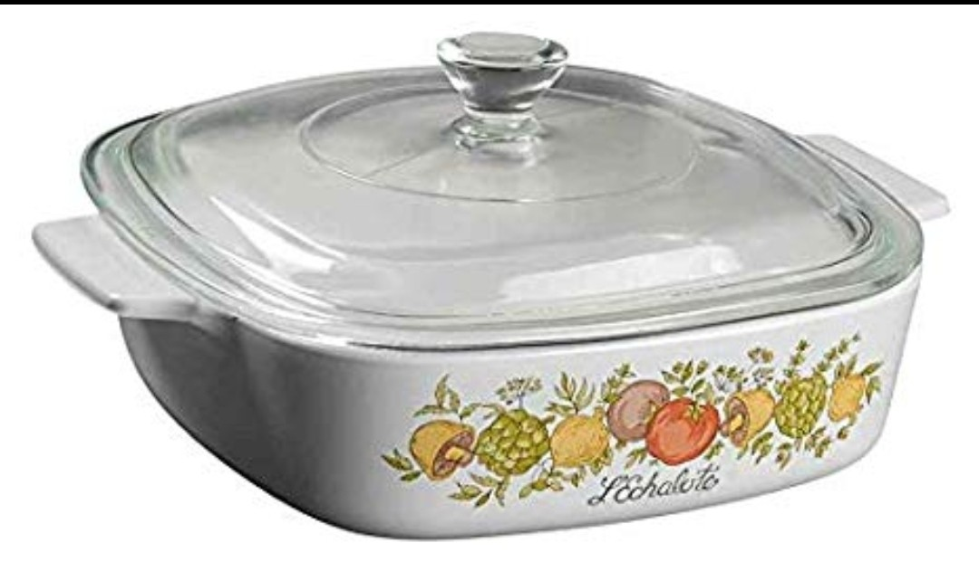 Corningware Glass Ceramic Cookware 1pc Home Appliances Kitchenware On Carousell