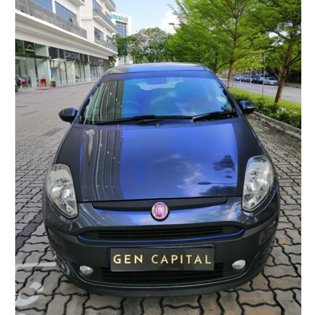 Fiat Punto Evo @ Cheapest rental! Only $500 drive away!
