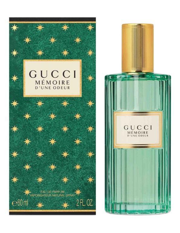 Gucci Memoire d'une Odeur Eau de Parfum EDP perfume 100ml RRP$180