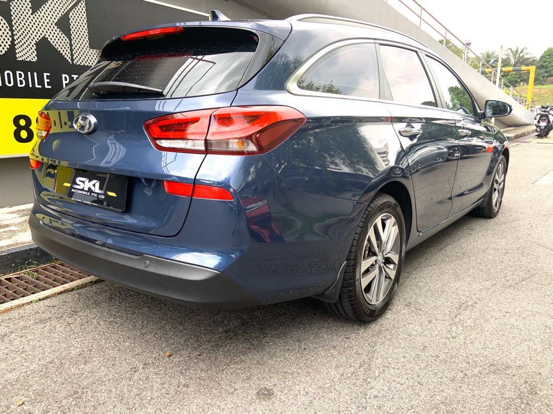 Hyundai i30 1.4 GLS Wagon DCT Turbo (A)