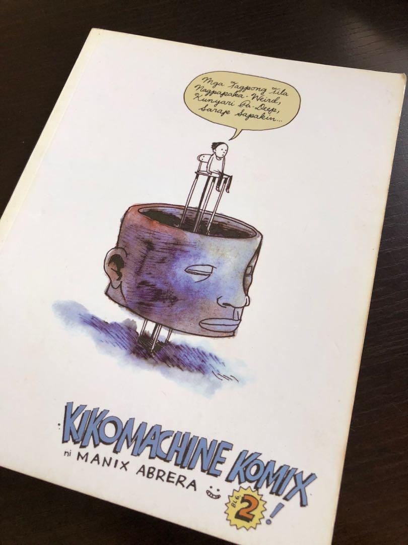 Kikomachine Komix Blg. 2: Mga Tagpong Tila Nagpapaka-Weird, Kunyari Pa-Deep, Sarap Sapakin...