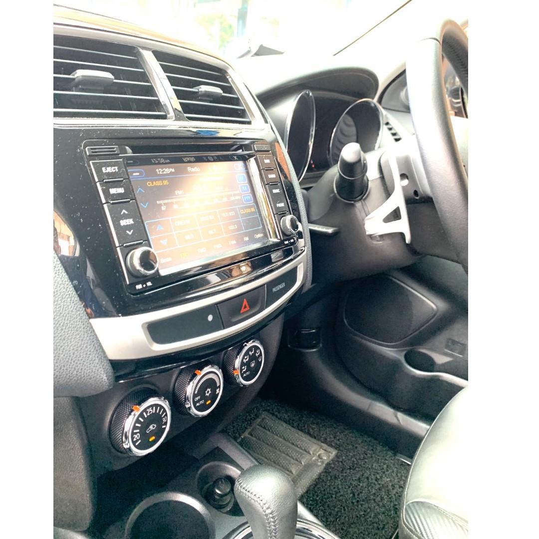 Mitsubishi ASX 2.0 6-CVT Auto