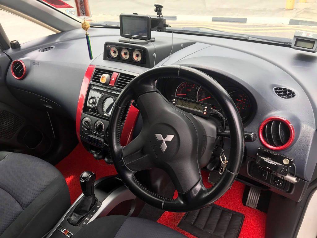 Mitsubishi Colt 1.5 MIVEC Turbo Ralliart Version R (A)