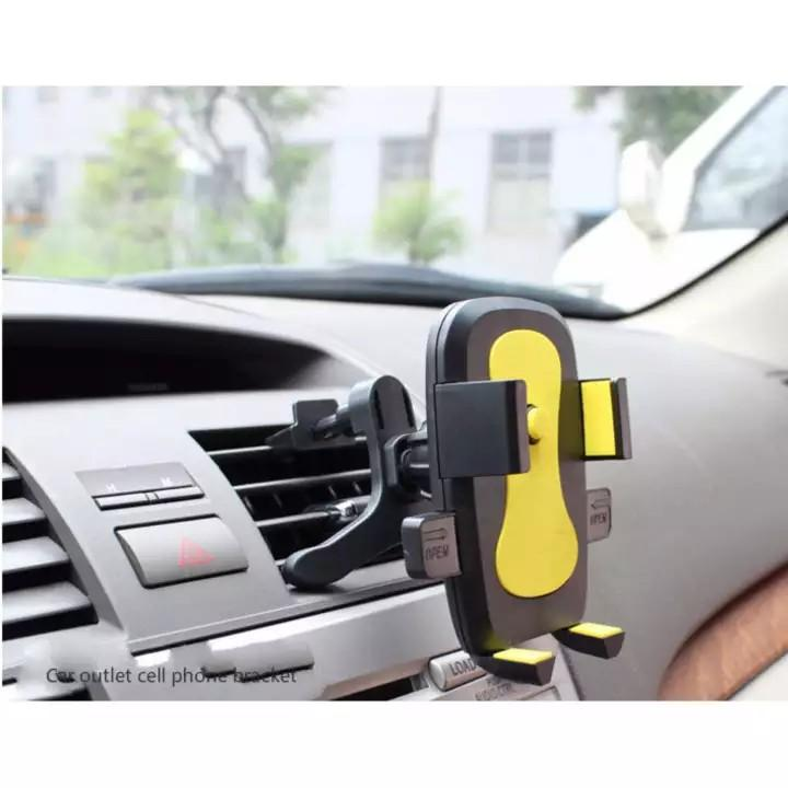 mobile phone bracket vehicle air conditioning port universal automobile GPS