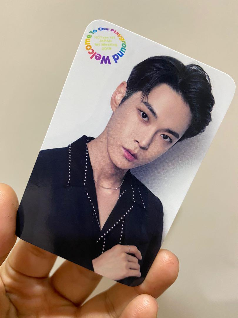 NCT127 - DOYOUNG Welcome To Our Playground Photocard