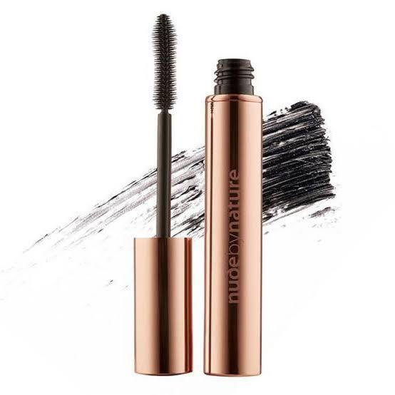 Nude By Nature Natural Illusion Allure Defining 01 Black Mascara