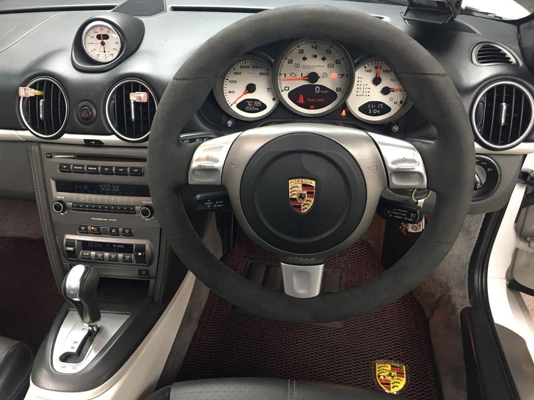 Porsche Boxster S 3.4 Design Edition 2 Auto