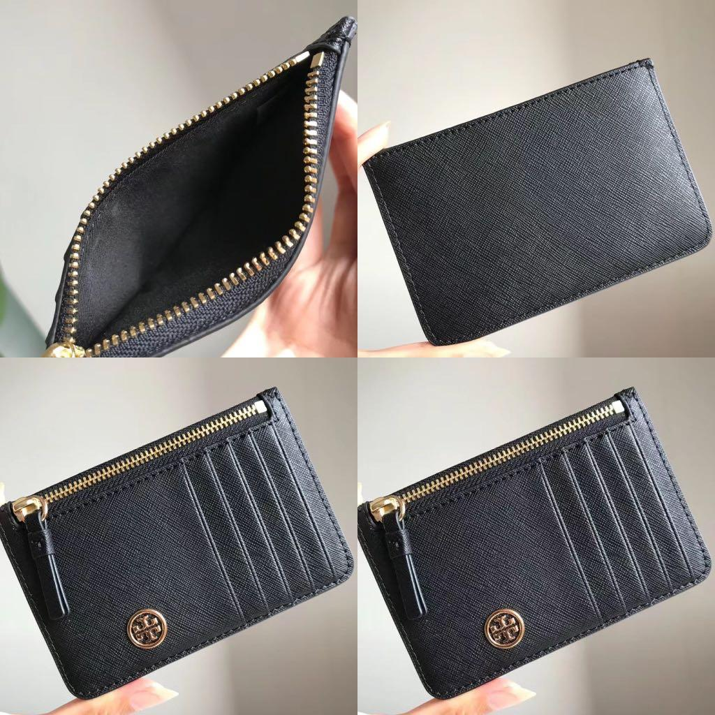 (Preorder & fixed $) Tory Burch cards holder 13.2 cm Wx8.4cm H