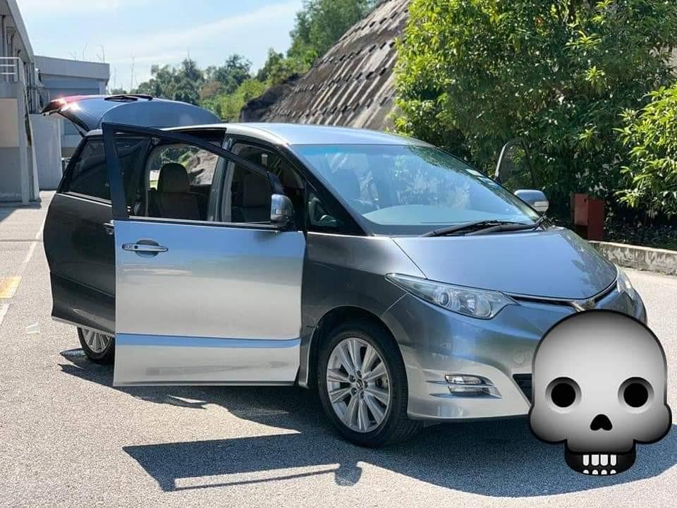 PRICES...RM 76888 SAHAJA 👍👍👍👍👍 TOYOTA ESTIMA ACR50 2.4 AERAS AUTO  2008/2013