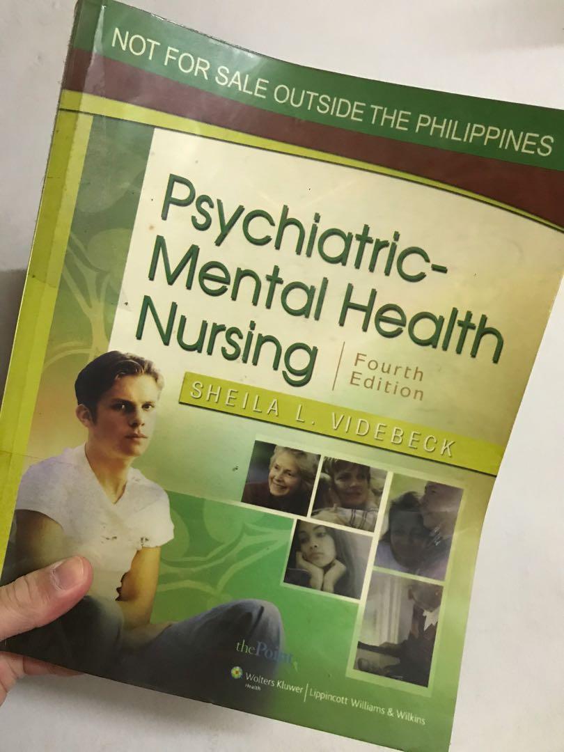 Psychiatric Nursing Contemporary Practice & Psychiatric-Mental Health Nursing