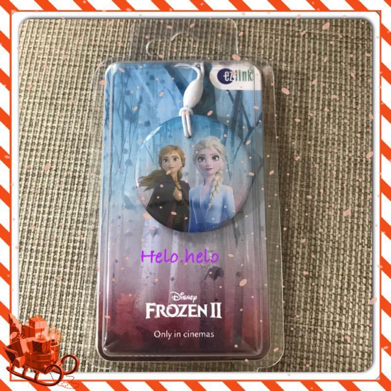 (Ready stock) Frozen 2 ezlink charm