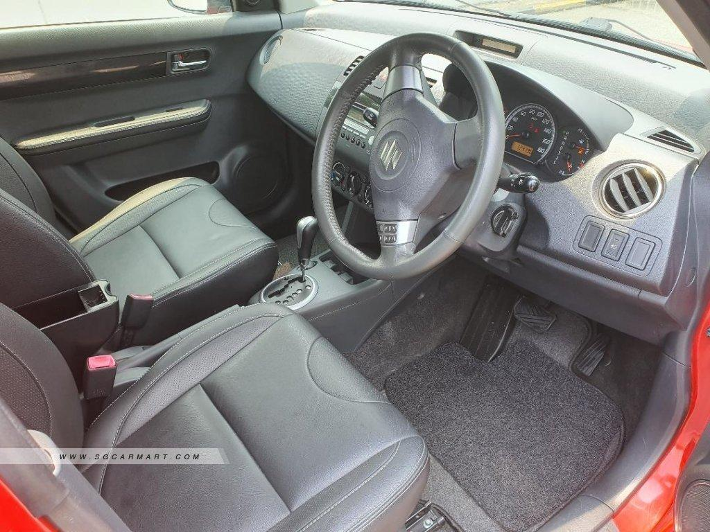 Suzuki Swift 1.5 GL VVT 5-Dr Auto