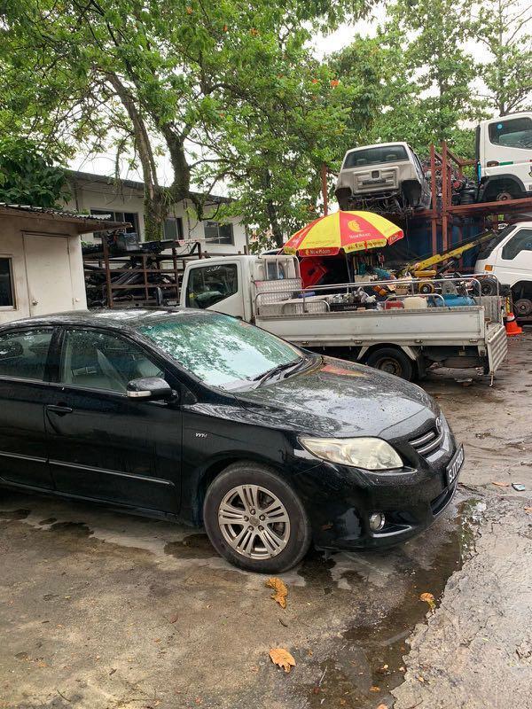 Toyota Altis 1.6A ( No Deposit )