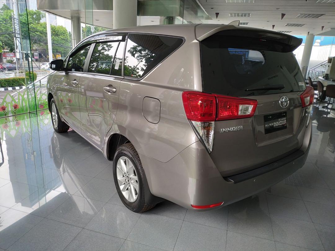 Toyota Innova Reborn G & V 2019 Best Seller Best Price in Town