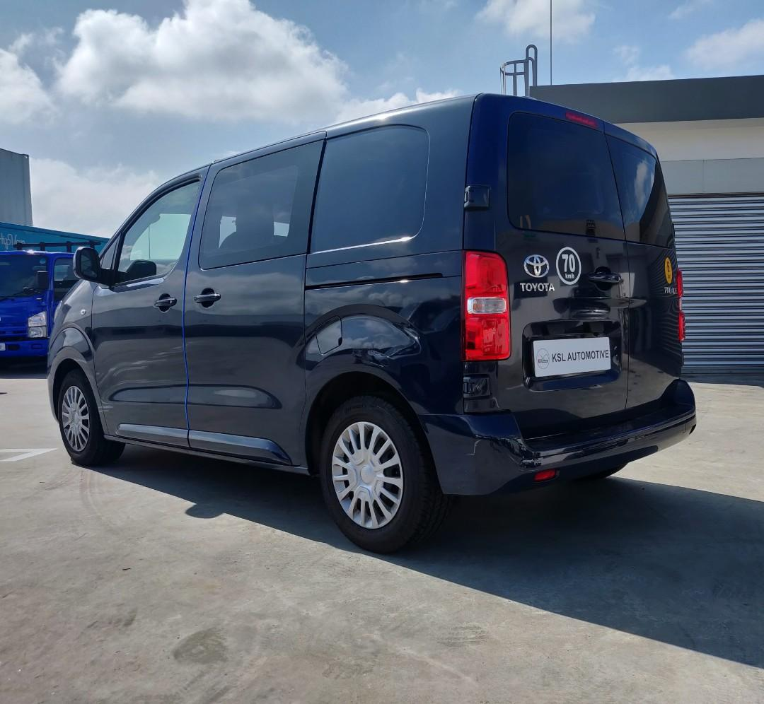 Toyota ProAce Compact Comfort 1.6 Manual