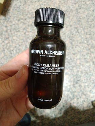 Grown Alchemist 沐浴露