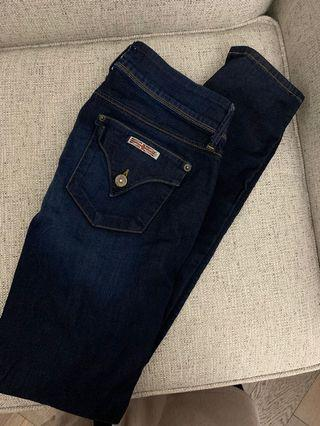 Hudson blue jeans (Size 26)