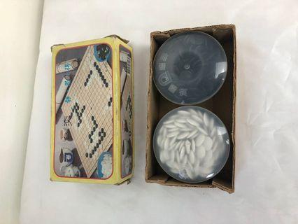 黑白棋子 五子棋 圍棋