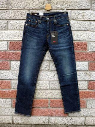 Levis 502 牛仔褲- 正品 錐型窄管-(LEVIS 29507-0511)-W30 L32