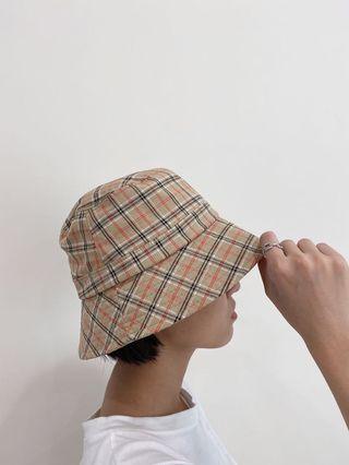 Onsaturday 格子漁夫帽