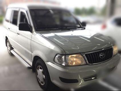 Jc car Toyot Zace 2006年1.8L乾淨內裝 多工能影音 省油省稅 有力耐操 好保養 客貨兩用 生財首選