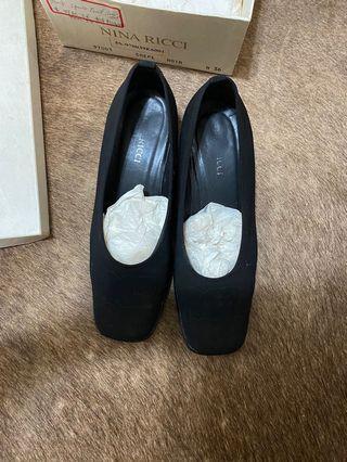 NINA RICCI 鞋