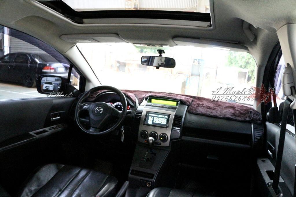 2009年 Mazda5 2.0s版 7人座 天窗影音版 避震.鋁圈.大包/粉專→A Maple橙奕(非CRV CHR HRV WISH CX3 柴油