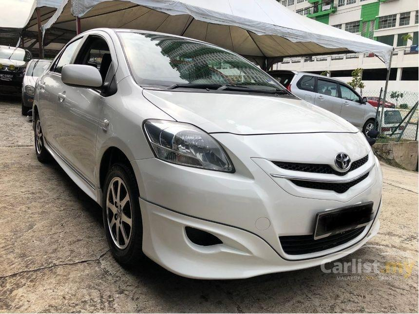 2009 Toyota Vios 1.5 J (A) One Owner TRD Bodykit Leather Seat