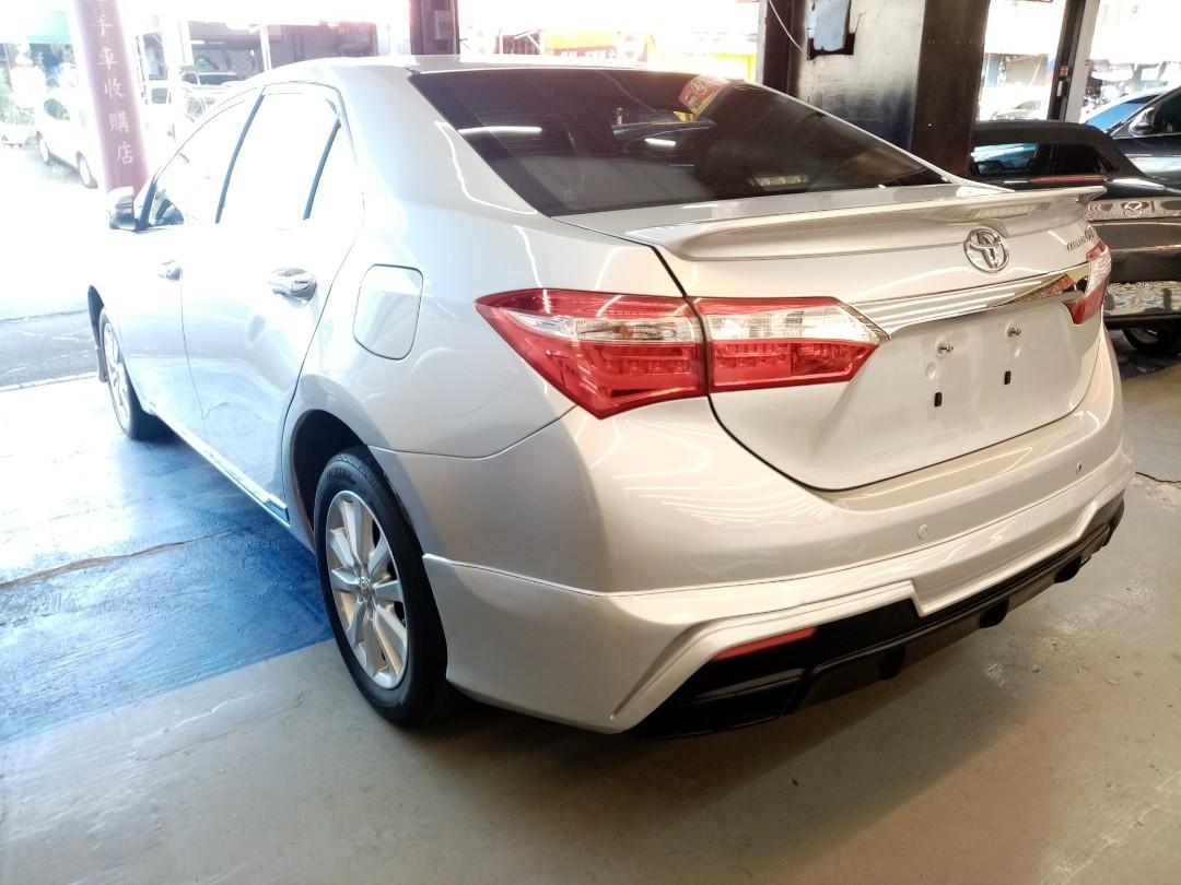 2013年 Toyota Altis 1.8