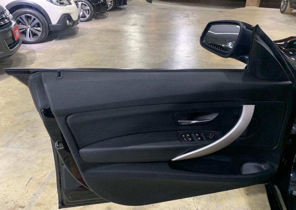 正2014年出廠,BMW 328GT 超夯的五門掀背獵跑.245匹馬力