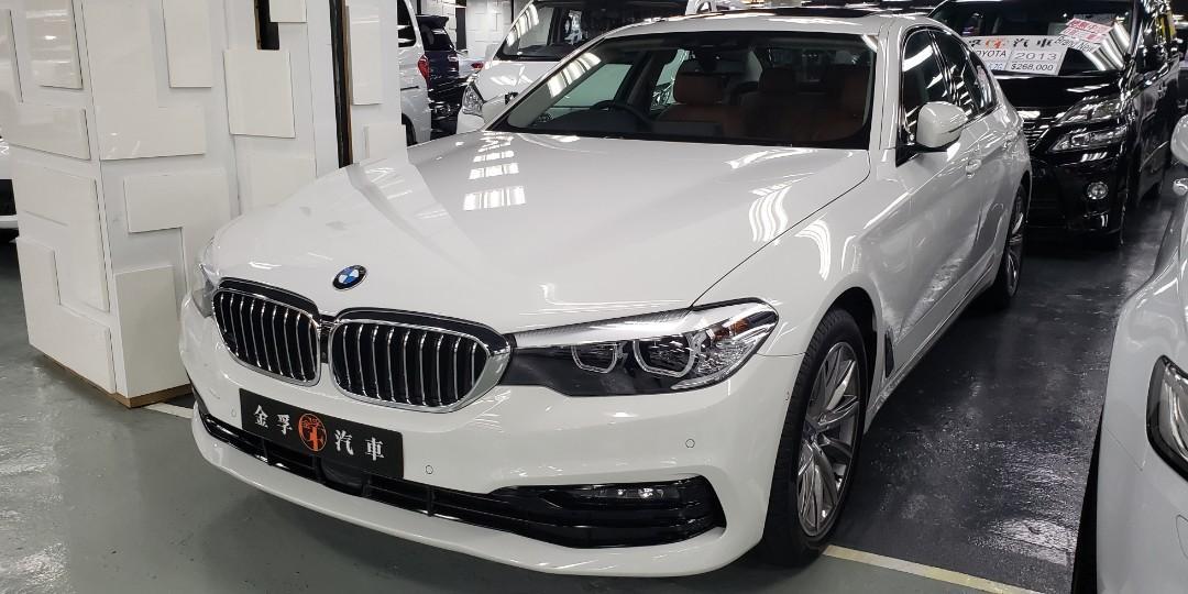 2019 BMW 520IA