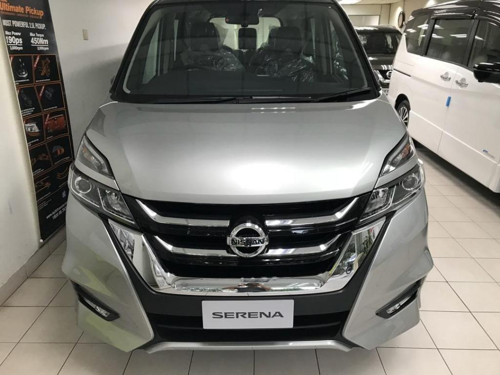 2020 Nissan SERENA 2.0 AT FULL LOAN BEST PROMOTION