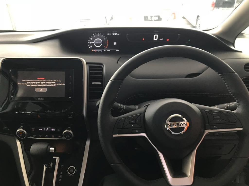 2019 Nissan SERENA 2.0 AT FULL LOAN BEST PROMOTION