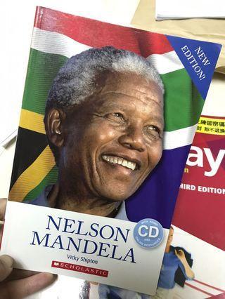 Nelson Mandela 英文閱讀讀本