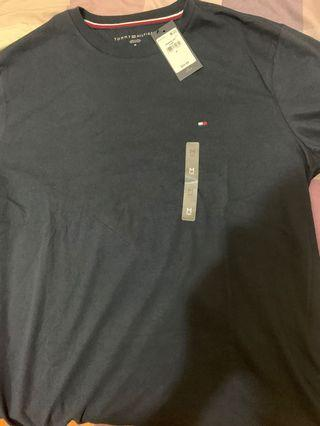 Tommy 素T 黑色 全新正品