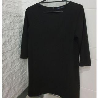 Candy black dress